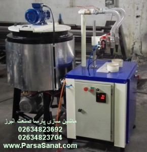Cold grease filling machine